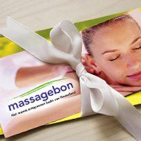 Verras iemand met een massagebon!