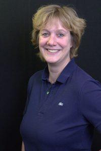 Massagetherapeut Pam Smits